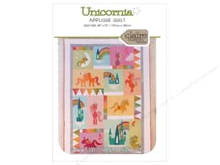 books & patterns: Claire Turpin Design Unicornia Quilt Pattern