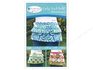Vanilla House Girly Tool Belt Apron Pattern