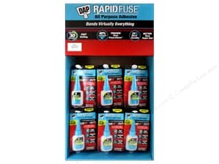 glues, adhesives & tapes: DAP RapidFuse .935 oz. 24 pc. (24 pieces)