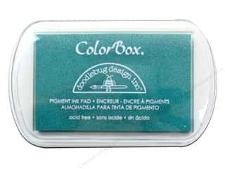 stamps: ColorBox Pigment Ink Pad Full Size Doodlebug Swimming Pool