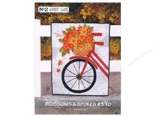 Abbey Lane Quilts Blossoms & Spokes Pattern