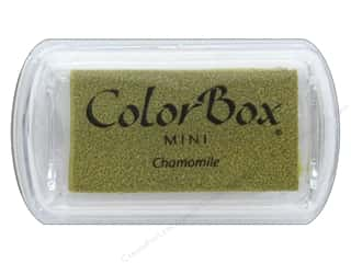 Clearance: ColorBox Pigment Ink Pad Mini Chamomile