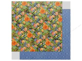 Graphic 45 Collection Little Women Paper 12 in. x 12 in. Full Bloom (25 pieces)