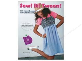 The Doll Loft Sew It Tween Book
