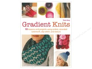 Clearance: Barron's Gradient Knits Book