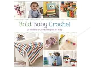 yarn: Barron's Bold Baby Crochet Book