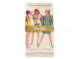 Simplicity Notions Vintage Tea Towel 7650