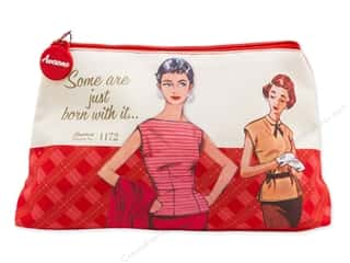gifts & giftwrap: Simplicity Notions Vintage Sewing Notions Bag
