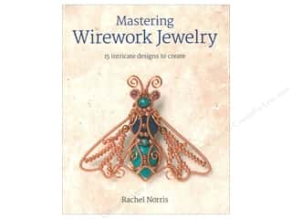 beading & jewelry making supplies: Guild of Master Craftsman Mastering Wirework Jewelry Book