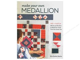 books & patterns: Lucky Spool Make Your Own Medallion Book