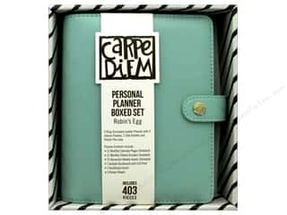 Simple Stories Carpe Diem Personal Planner Boxed Set Bloom Robin's Egg