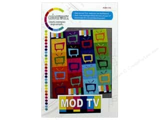 Colourwerx Mod TV Pattern