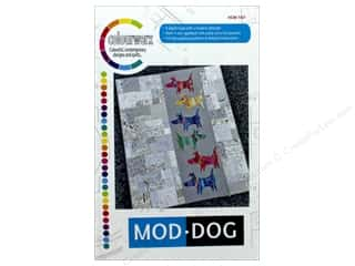 books & patterns: Colourwerx Mod Dog Pattern