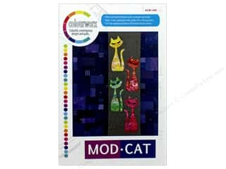 Colourwerx Mod Cat Pattern