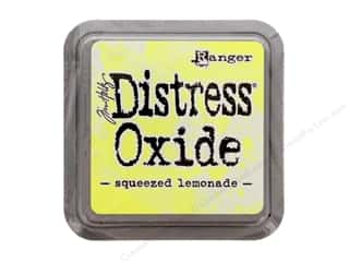 Ranger Tim Holtz Distress Oxide Ink Pad Squeezed Lemonade