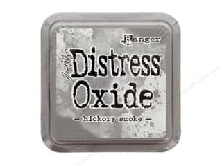 stamps: Ranger Tim Holtz Distress Oxide Ink Pad Hickory Smoke