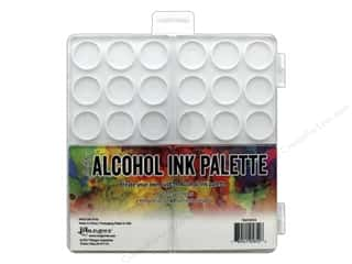 ranger alcohol ink kit: Ranger Tim Holtz Alcohol Ink Palette