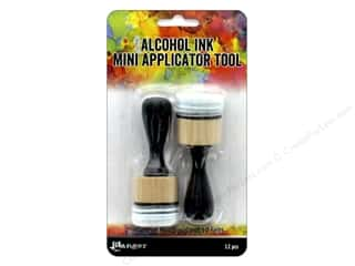 blending tool: Ranger Tim Holtz Alcohol Ink Mini Applicator Tool
