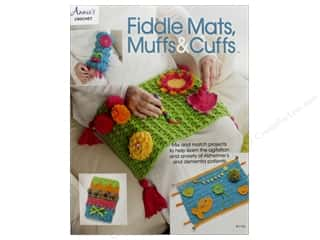 Fiddle Mats, Muffs And Cuffs Book