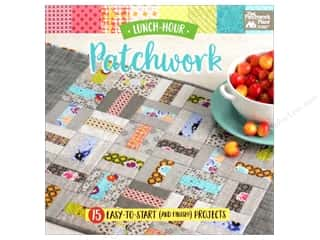 That Patchwork Place Lunch Hour Patchwork Book