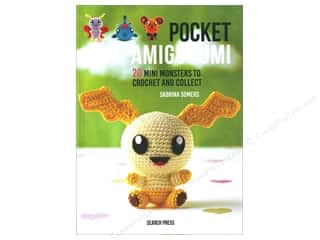 yarn: Search Press Pocket Amigurumi Book