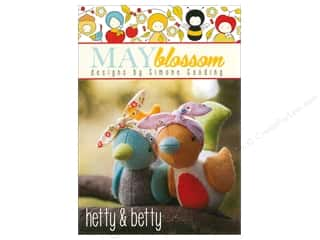 May Blossom Hetty And Betty Pattern