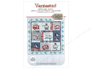 books & patterns: Claire Turpin Design Vantastic Quilt Pattern