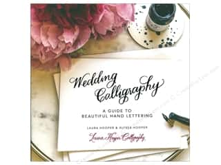 scrapbooking & paper crafts: Racehorse Publishing Wedding Calligraphy Book