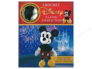 yarn & needlework: Thunder Bay Press Kit Disney Classic Mickey Crochet Kit