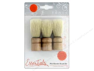 Tonic Studios Tools Blender Brush Set Mini 3 pc