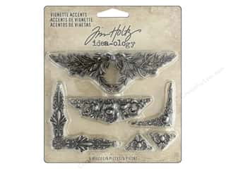 Tim Holtz Metallic Mixative: Tim Holtz Idea-ology Vignette Accents