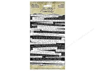 scrapbooking & paper crafts: Tim Holtz Idea-ology Small Talk Snarky