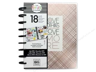 Me&My Big Ideas Create 365 Happy Planner Classic 18 Month Love More