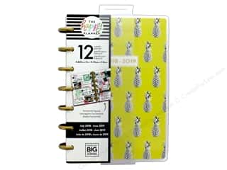 Me&My Big Ideas Create 365 Happy Planner Mini 12 Month Pineapples