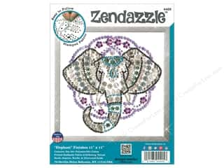Clearance: Design Works Zenbroidery Zendazzle Elephant