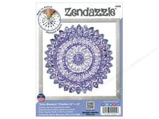 sewing & quilting: Design Works Kit Zendazzle Mandala Lilac