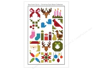 sewing & quilting: Sew Fresh Quilts Christmas Collection Pattern