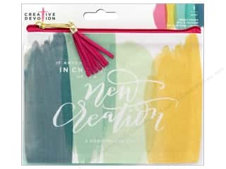 scrapbooking & paper crafts: American Crafts Creative Devotion Pencil Pouch 1