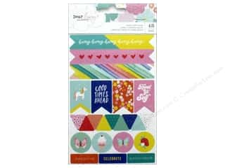 American Crafts Collection Dear Lizzy Stay Colorful Washi Tape Book