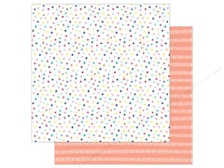 American Crafts Collection Dear Lizzy Stay Colorful Paper 12 in. X 12 in. 8 Tracks