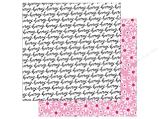 scrapbooking & paper crafts: American Crafts Collection Dear Lizzy Stay Colorful Paper  12 in. X 12  in. Let's Boogie (25 pieces)