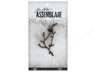 beading & jewelry making supplies: Tim Holtz Assemblage Charms Branch