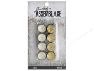 beading & jewelry making supplies: Tim Holtz Assemblage Charms Gumdrops