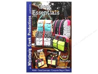 Whistlepig Creek Geek Essentials Pattern