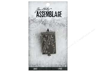 Tim Holtz Assemblage Locket Book