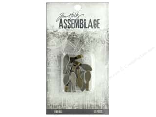 craft & hobbies: Tim Holtz Assemblage Findings Bails