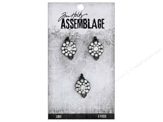 Clearance: Tim Holtz Assemblage Gemstone Flowers