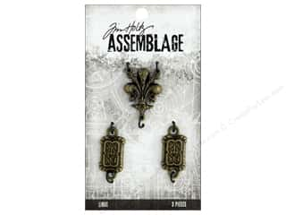 beading & jewelry making supplies: Tim Holtz Assemblage Links Provincial