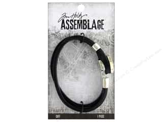 craft & hobbies: Tim Holtz Assemblage Cuff Loop Hitch Black