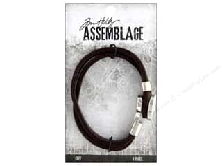 Tim Holtz Assemblage Cuff Loop Hitch Brown